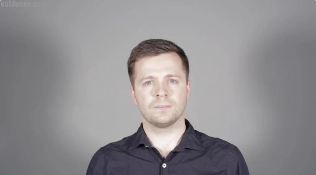 как увидеть плохой свет при съёмке влога
