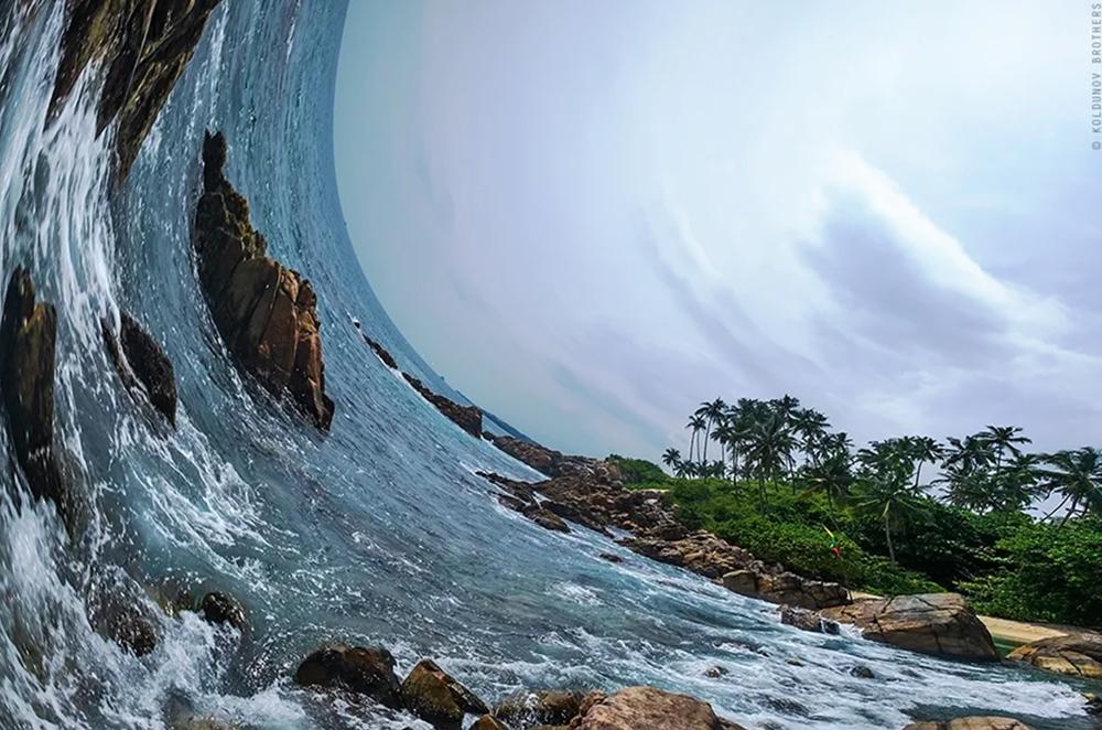 Как создать эффектное фото без фильтров и Фотошопа