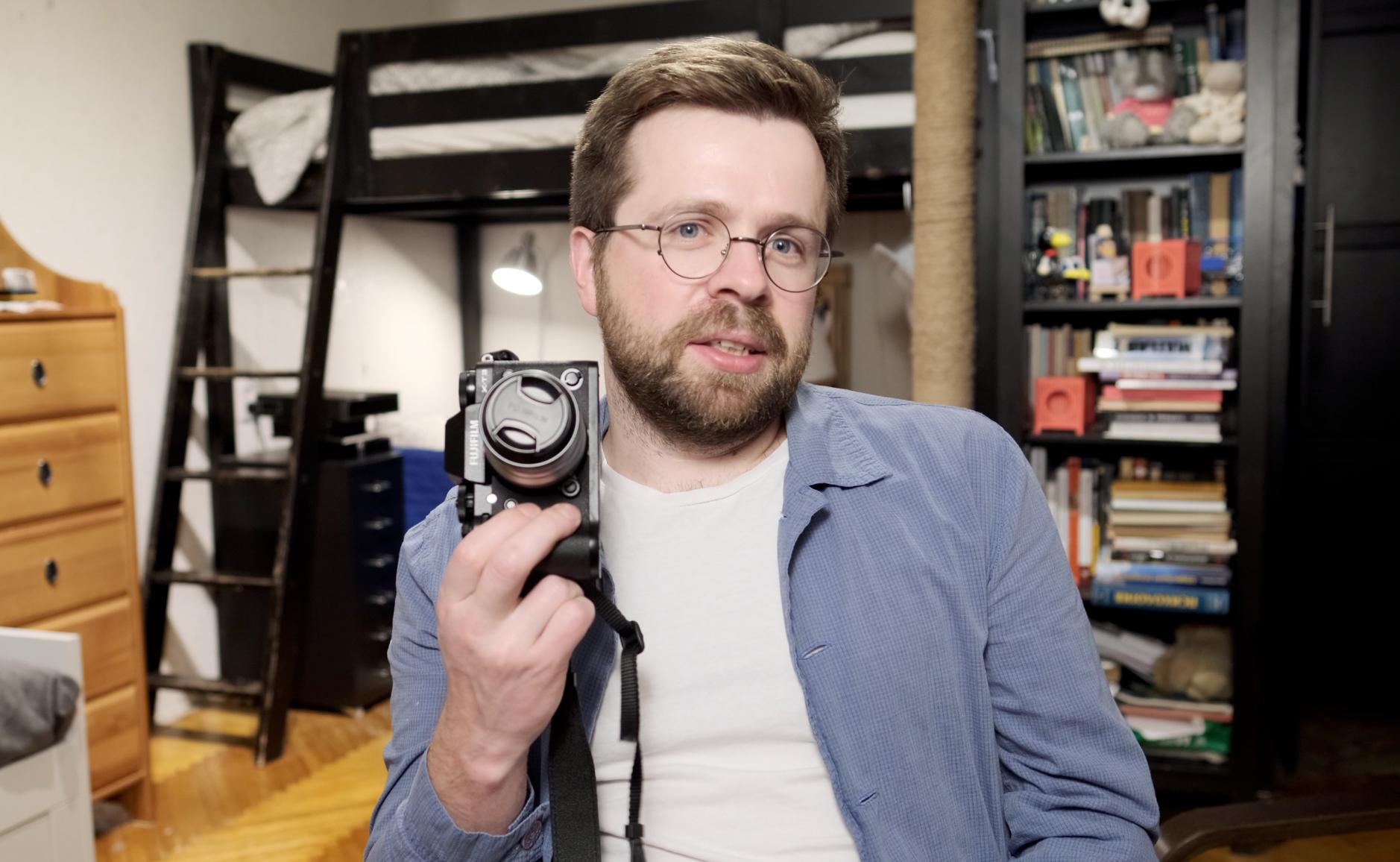 Почему я купил Fujifilm X-T3, а не X-T4