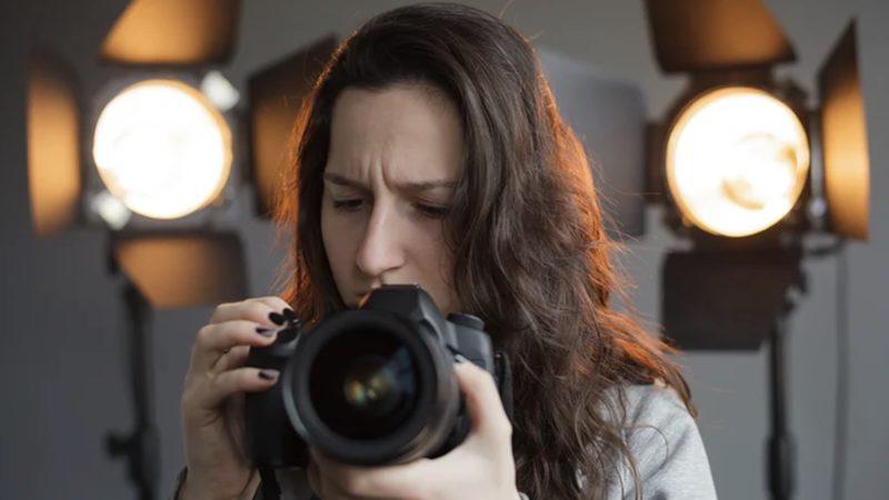 Простые правила съёмки в студии для начинающих