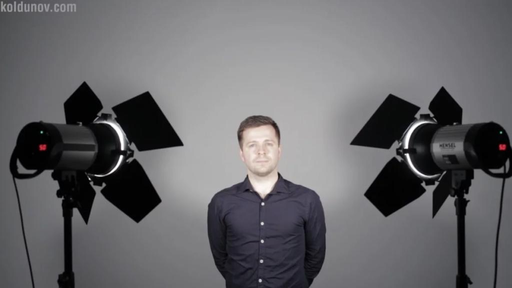 типичные ошибки при выставлении света для видео блога