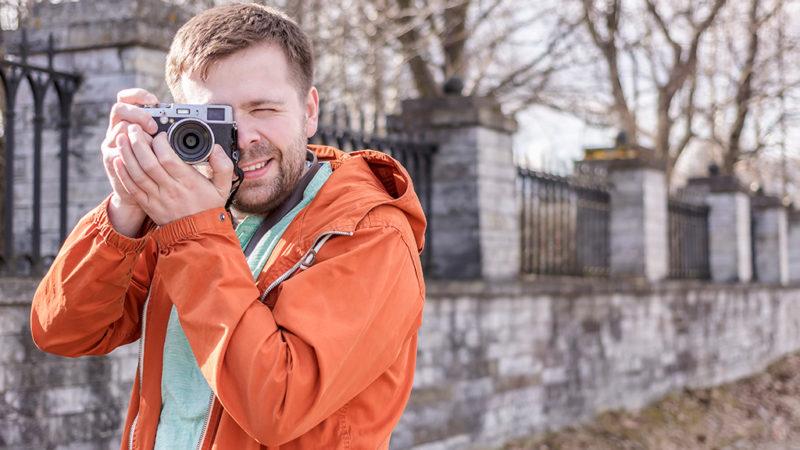 Иллюзия ручного режима фотоаппарата