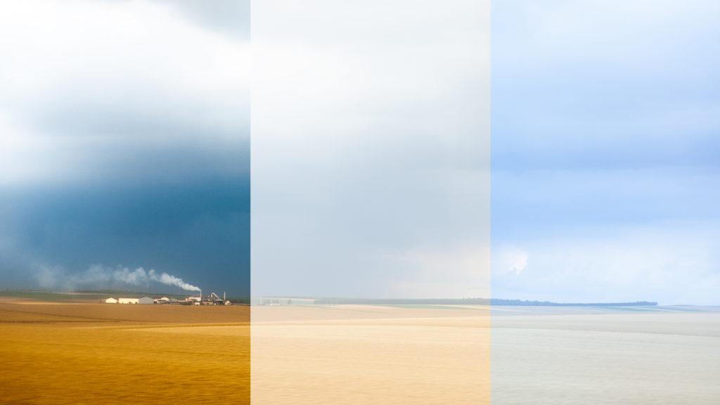 Первый этап обработки фотографии - конвертация из сырого файла. Настройка баланса белого, экспозиции, контраста и т.д.