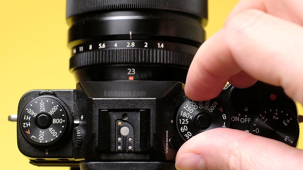 Выдержка - что это и как настроить в фотоаппарате