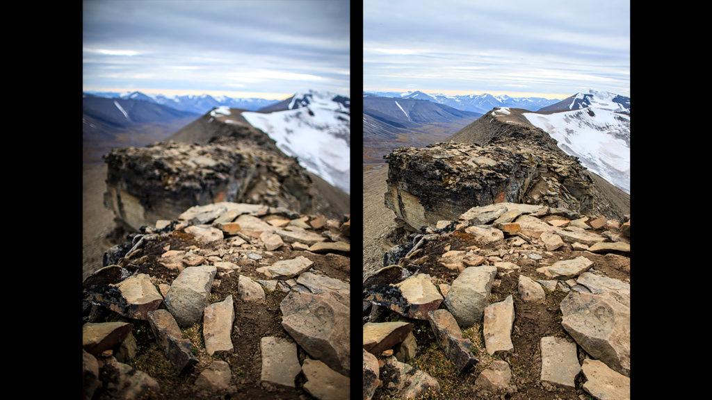 Съёмка пейзажа на разных значениях диафрагмы ( f/1.4. и f/16). На какой диафрагме лучше снимать пейзаж?